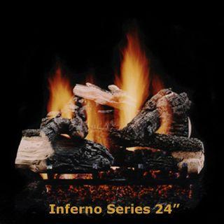Hargrove 18 Inferno Log Set