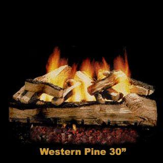 Hargrove 30 Western Pine Log Set