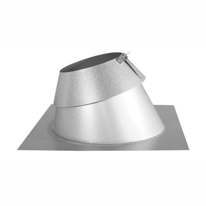 8 inch 8/12 - 12/12 Aluminum Flashing