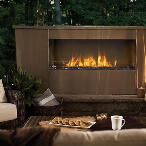 "Napoleon 48"" Outdoor Fireplace"