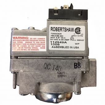 Robert Shaw Electronic Ignition Gas