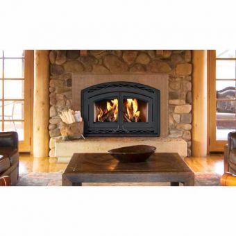 Wood-Burning Fireplace | EPA Compliant
