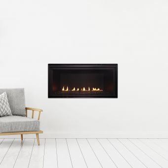 Majestic DVLINEAR36 Direct Vent Gas Burning Fireplace