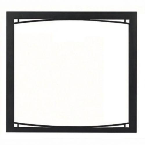 Zen Decorative Front   Black   AX36