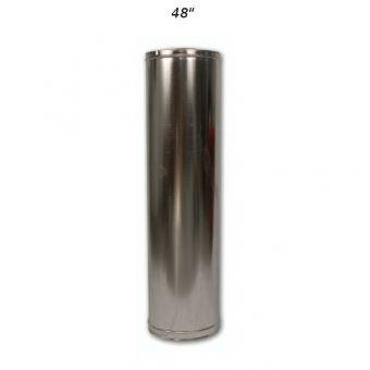 FMI 8 x 48 chimney length