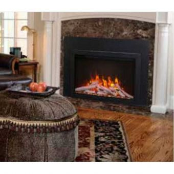 Amantii Traditional 33 Electric Fireplace Insert