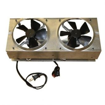 Marco Dual Fireplace Blower