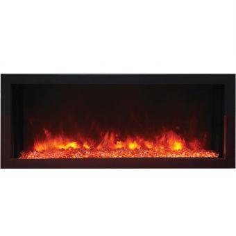 "Amantii 40"" Extra Slim Electric Fireplace"