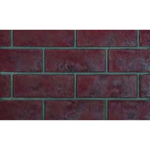 Napoleon Old Town Red Standard Brick Panels