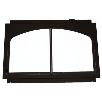 Napoleon Door Kit - Arch - Painted Black