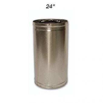 FMI 8 x 24 chimney length