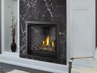 Napoleon Altitude AX36 Direct Vent Gas Burning Fireplace