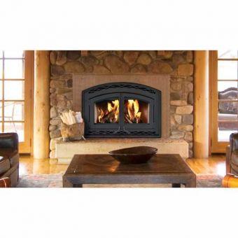 Wood-Burning Fireplace | EPA Compliant
