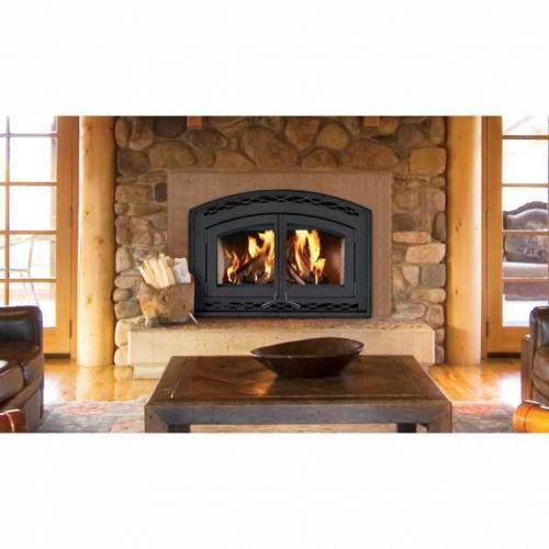 Wood-Burning Fireplace   EPA Compliant