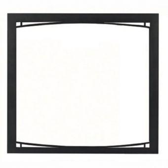 Zen Decorative Front | Black | AX36