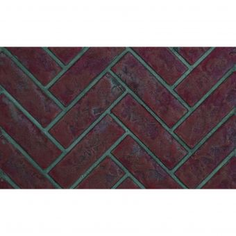 Napoleon Old Town Red Herringbone Brick