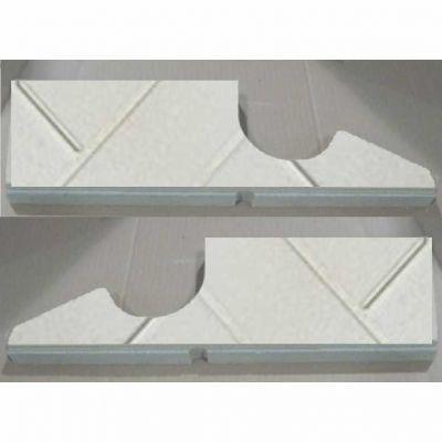 Brick Panel Extensions   Herringbone