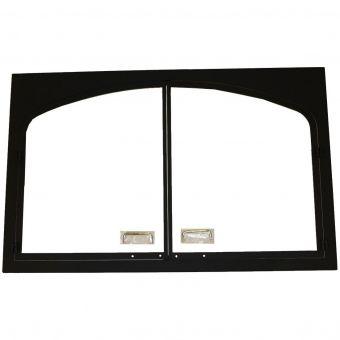 Napoleon Door Kit - Arch - Painted Black