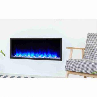 Electric Fireplace | Clean Face | Scion