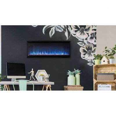 Allurevision 50 Electric Fireplace