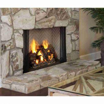 Wood Burning Fireplace | Radiant