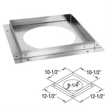 Duravent Ceiling Firestop