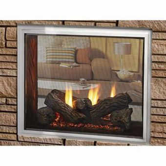 Gas Fireplace | See Thru | Indoor/Outdoor
